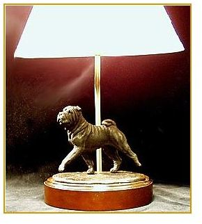 lit dog yankee workshop buddy sturbridge accent lamp