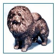 Chow Chow -Small Standing Dog