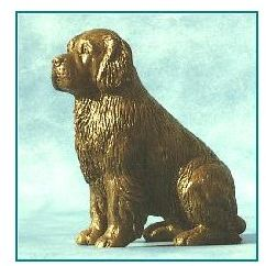 Clumber Spaniel- Small Sitting Dog