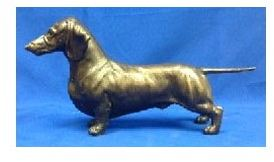 Dachshund Smooth - Large Standing Dog