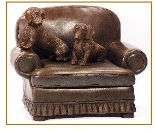Dachshund Wirehaired -Waiting For You