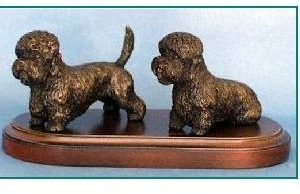 Dandie Dinmont Terrier - Small Pair