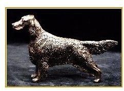 English Setter - Small Standing Dog