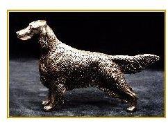 English Setter - Small Standing Dog