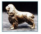English Toy Spaniel- Small Standing