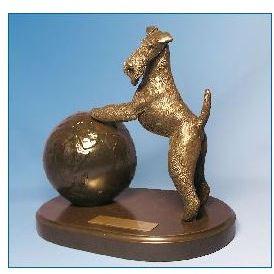Fox Terrier Wire - All Mine