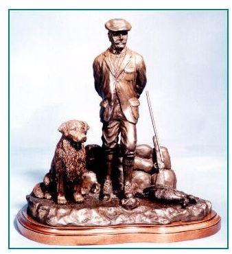 Golden Retriever Dog - ''Companion''