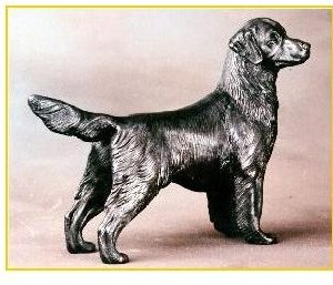 Golden Retriever Dog - Large Standing