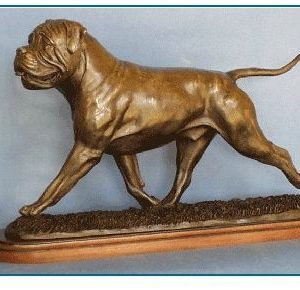 Bullmastiff - X-Large Moving