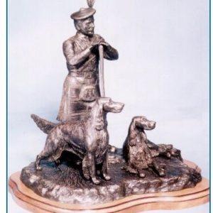 Gordon Setter Dog - Highland Clan