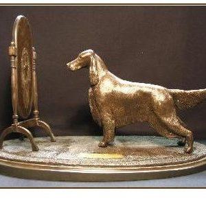Gordon Setter Dog - A Splendid Image