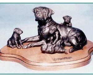Bullmastiff - Mother's Pride
