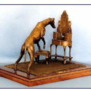 Greyhound Dog - Sheer Vanity