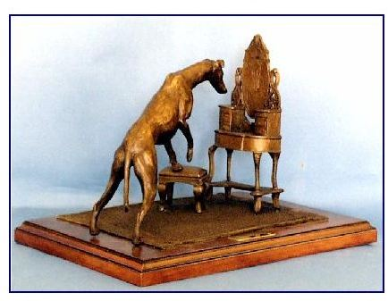 Greyhound Dog - Sheer Vanity