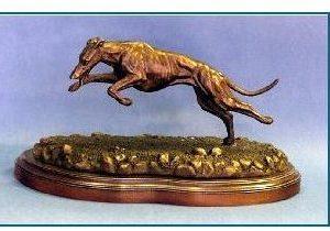 Greyhound Dog - Running Free