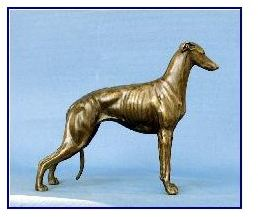 Greyhound Dog - Small Standing