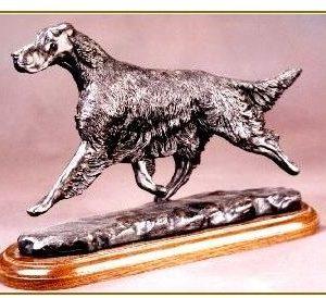 Irish Setter Dog - Setter Gaiting