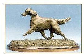 Irish Setter Dog - Small Moving