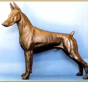 Doberman -Large Standing Dog