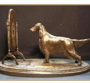 Irish Setter Dog - A Splendid Image
