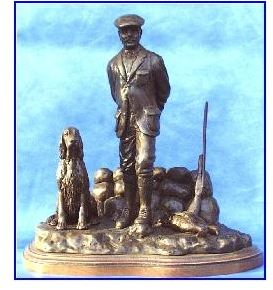Irish Setter Dog - The Sportsman