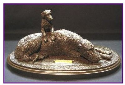 Irish Wolfhound Dog - Am I the One