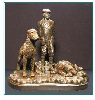 Irish Wolfhound Dog - Country Squire