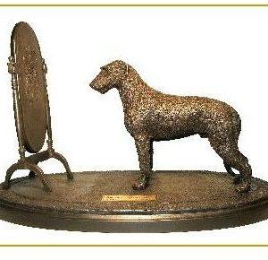 Irish Wolfhound Dog - Begorra, I'm Good Looking